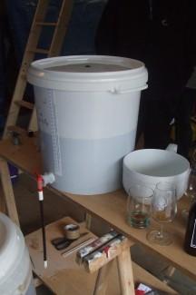 IRS piment de Cayenne en fermentation
