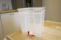 DIY: Faire sa cuve de filtration pas chère