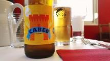 A table, de la bière pour Noël !