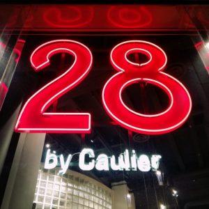 Nouveau bar Caulier 28, quand l'Art déco et la bière font bon ménage !