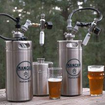 Mancan beer, la bière en pression portative ?