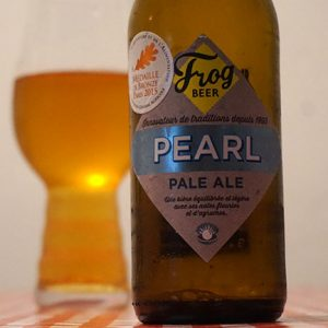 Frog Pearl Pale Ale