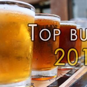 Top des buzz bière en 2017