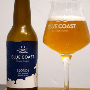 Blue Coast Blonde
