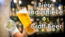 Le juste prix du demi en France : bière artisanale vs bière industrielle
