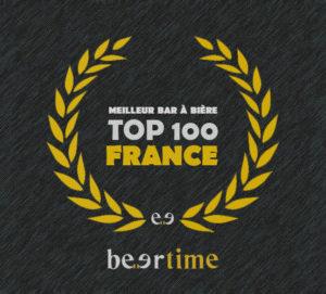 Liste des 100 meilleurs bars à bière de France d'après Happy Beer Time