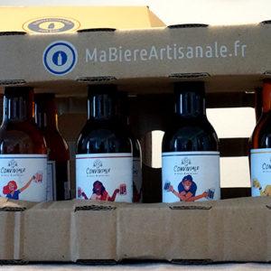 Déballage de la box bière : Ma Bière Artisanale