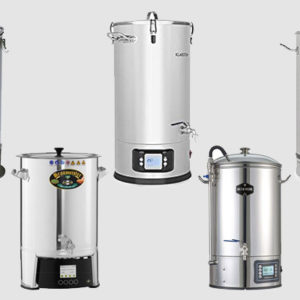 Cuve de brassage: Klarstein, BrewMonk, OneConcept Grainfather... que choisir ?