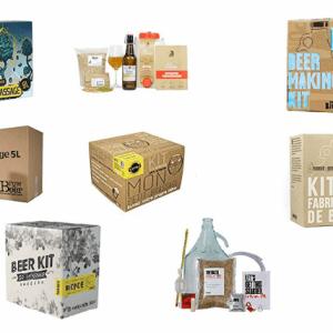 Kit de brassage et kit à bière : choisir le bon kit en 2019 !