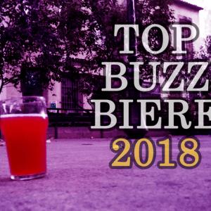 Top 10 buzz bière en 2018