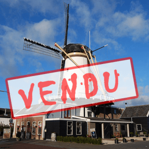 De Molen cède l'ensemble de ses parts à l'industrie !