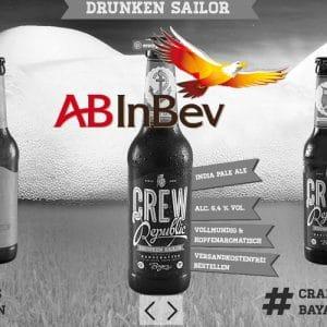 L'allemand Crew Republic dans le portefeuille d'AB Inbev