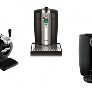 Les 3 machines Beertender : différences
