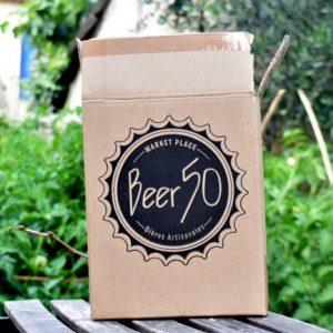 Beer50, la nouvelle place de marché brassicole en ligne